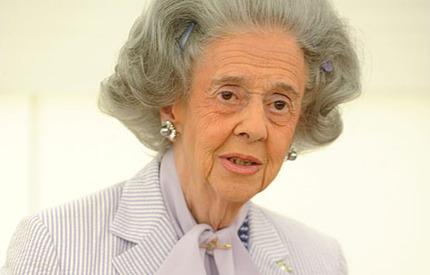 Belgiens ex drottning fabiola dod