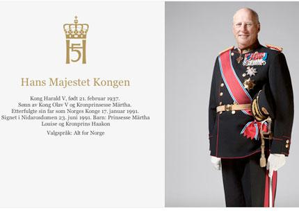 grattis på födelsedagen på norska Vi får gratulera kung Harald som fyller år idag | Svensk Damtidning grattis på födelsedagen på norska