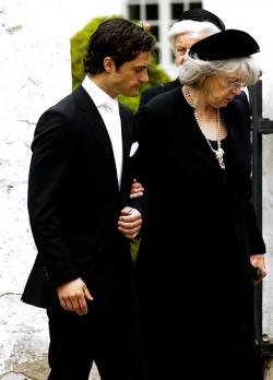 rätt slips vid begravning