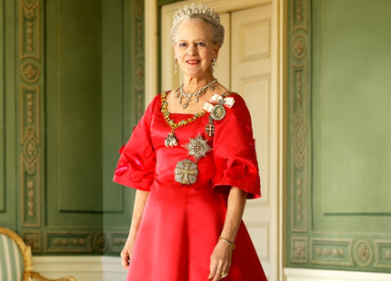 födelsedag på danska Vi gratulerar drottning Margrethe på födelsedagen | Svensk Damtidning födelsedag på danska