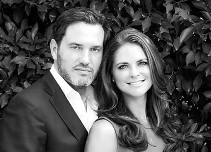 gratulationer på bröllopsdagen Här kan du gratulera Madeleine och Chris! | Svensk Damtidning gratulationer på bröllopsdagen