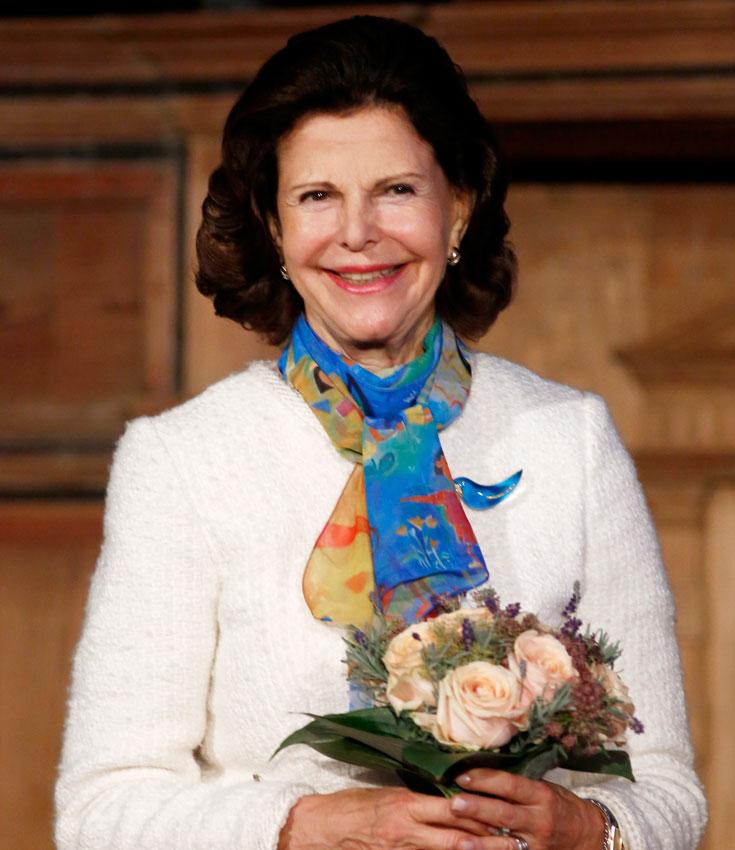 drottning silvia fyller år Grattis drottning Silvia – Vi firar med 12 fina bilder från året  drottning silvia fyller år