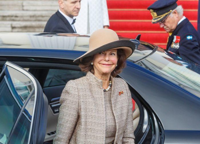 DEU Deutschland Berlin 05 10 2016 Staatsbesuch von König Carl XVI Gustav und Königin Silvia von