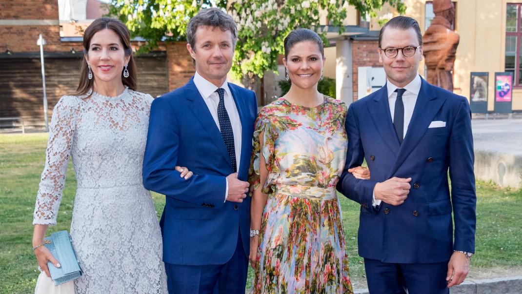 Se underbara bilderna från kungliga festkvällen