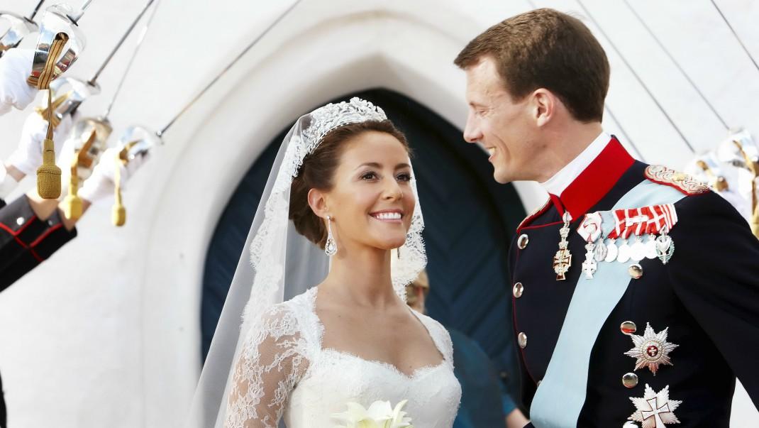 Nio år av kärlek! Så minns vi Joachims och Maries bröllopsdag
