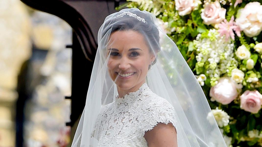 Allt om Pippa Middletons brudklänning