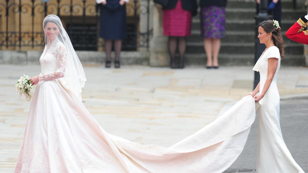 Bildextra! Så minns vi William och Kates bröllop