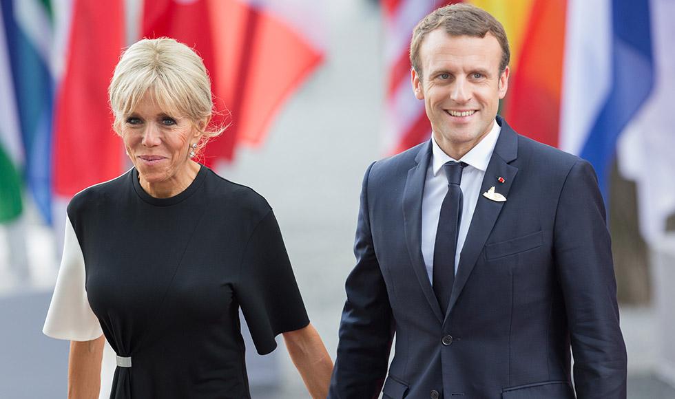 Brigitte Macron intervju – om åldersskillnaden och att välja