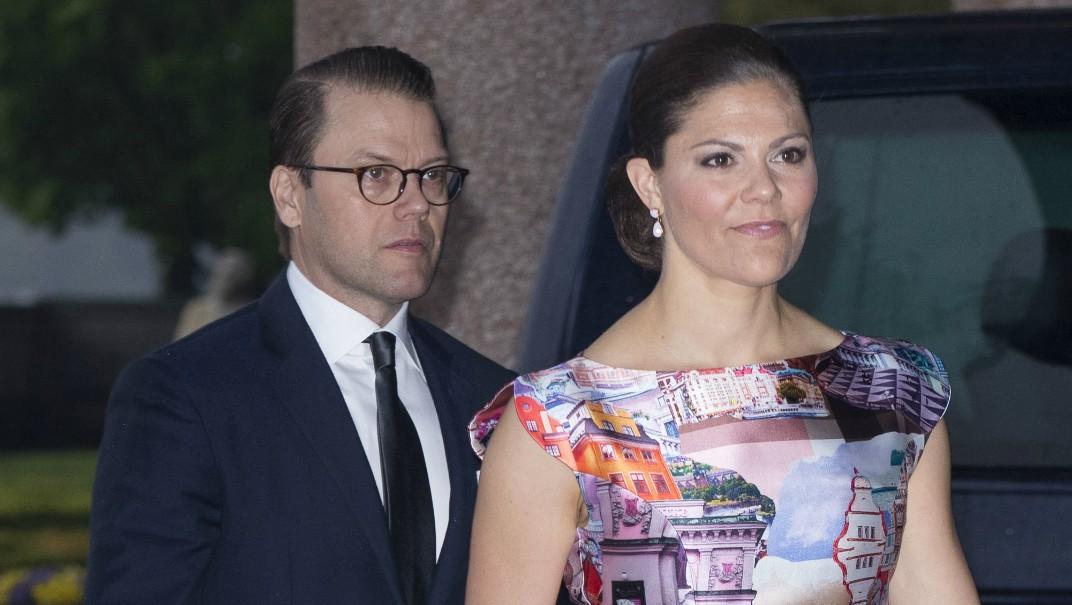 Just nu! Svensk Damtidning avslöjar: Victoria och Daniel på miljardären Stenbecks 40-årsfest