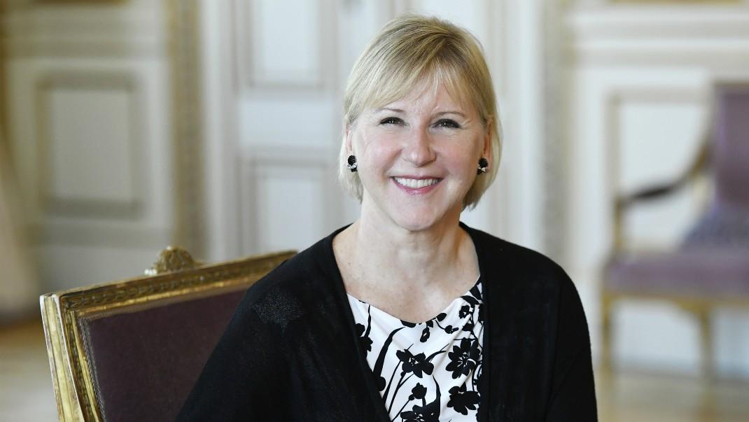 Margot Wallström: