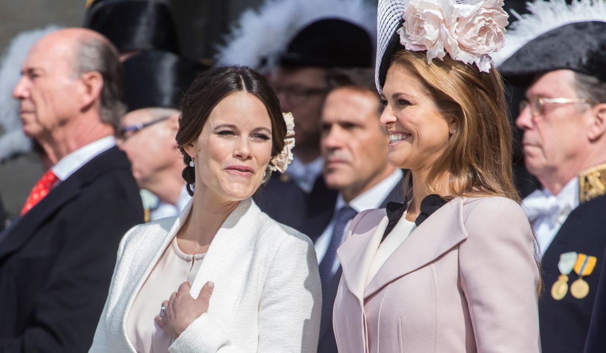 Prinsessorna Madeleine och Sofia – från ovänner till nära svägerskor