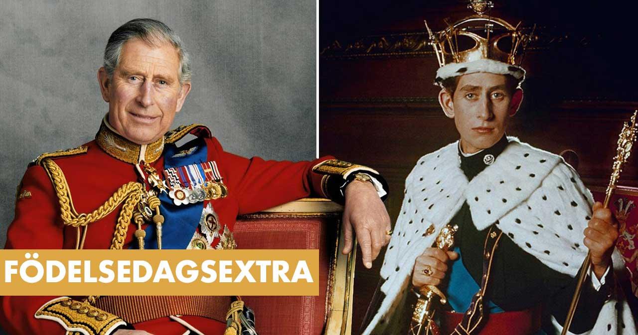 Grattis på födelsedagen, prins Charles – därför är det så lätt att älska dig!