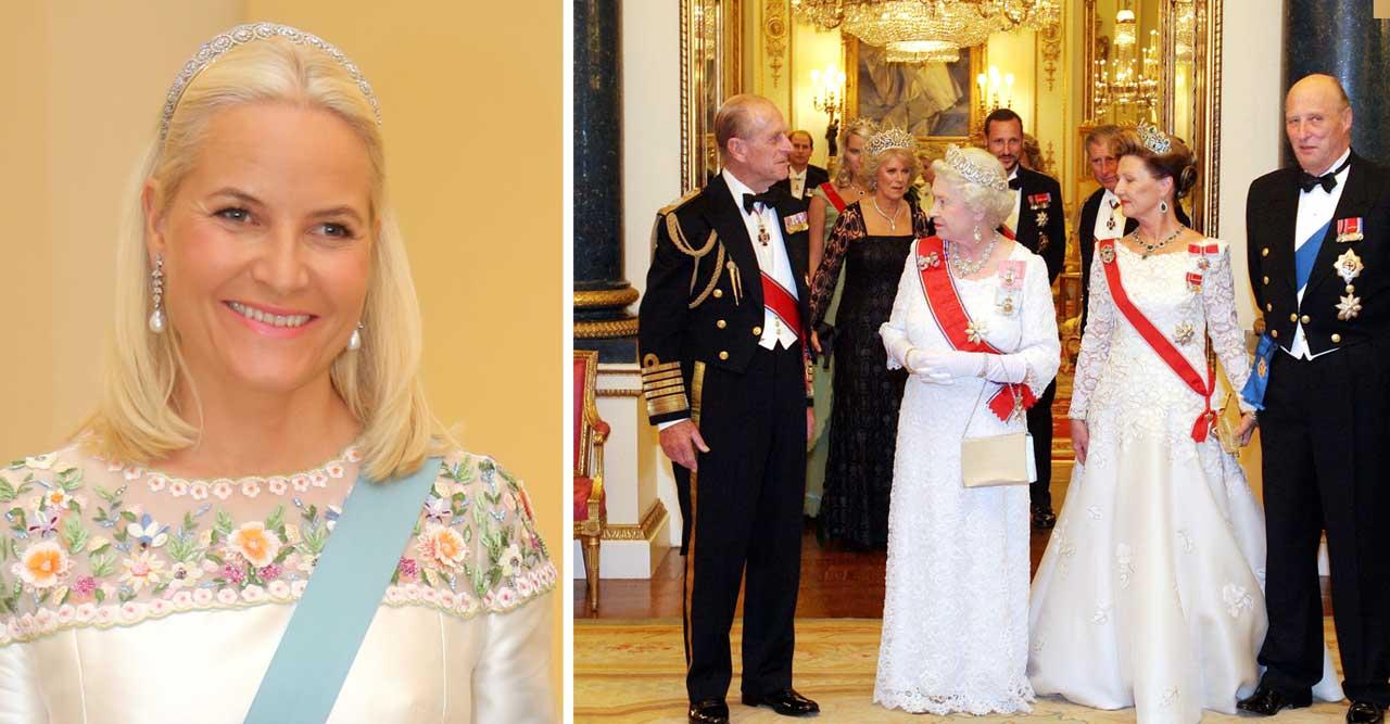 Därför står norska kungafamiljen så nära drottning Elizabeth