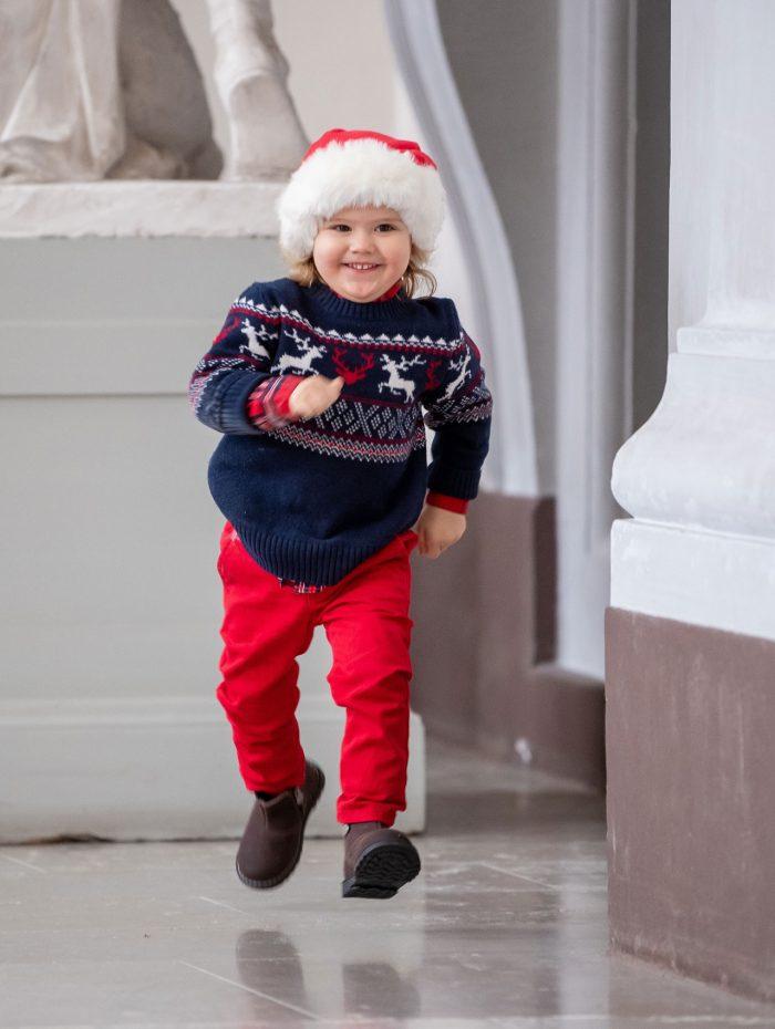 Navidad de la Familia Real Sueca Alexander-stella-pictures-700x930