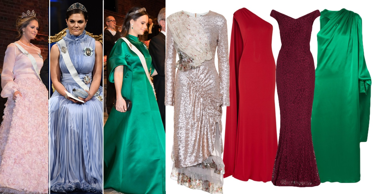 20 klänningar du kan hitta i butik ???som skulle passa på