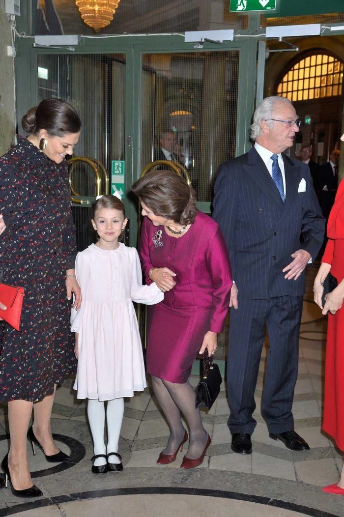 Cumpleaños N° 75 de la reina Silvia  Silvia-2-ibl-700x1052