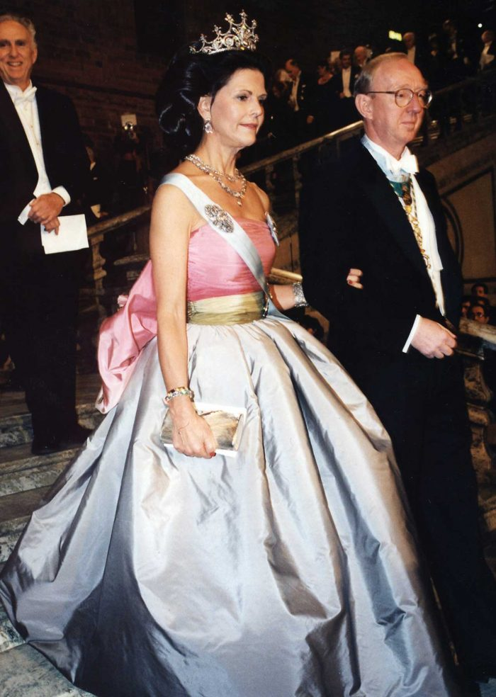 a1308ac90eda Silvias alla Nobelklänningar – från 1976 till 2017   Svensk Damtidning