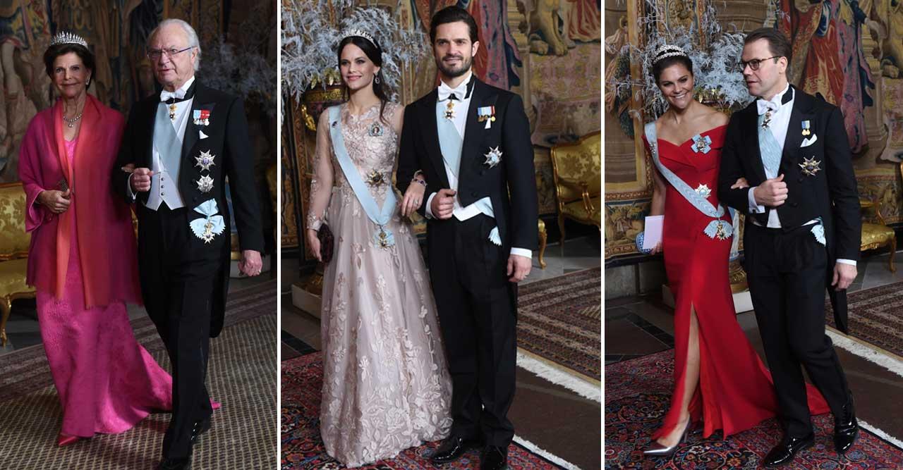 Victoria hyllar Lilian – dessa smycken bär Silvia, Victoria och Sofia!