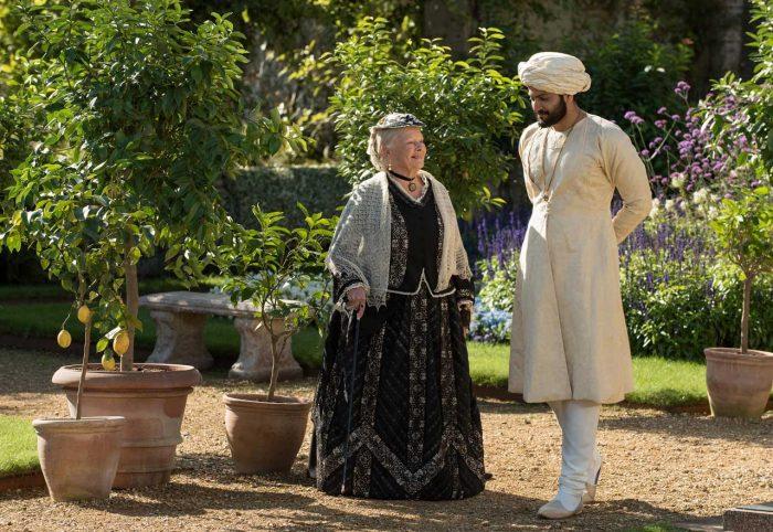 """Judi Dench när hon spelar drottning Victoria i filmen """"Victoria & Abdul""""."""
