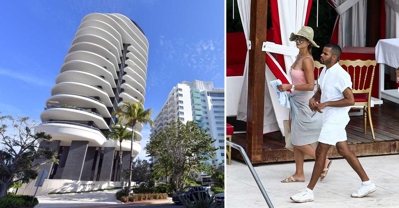 Butlers och bubbel – titta in bakom grindarna på Madeleines beachklubb
