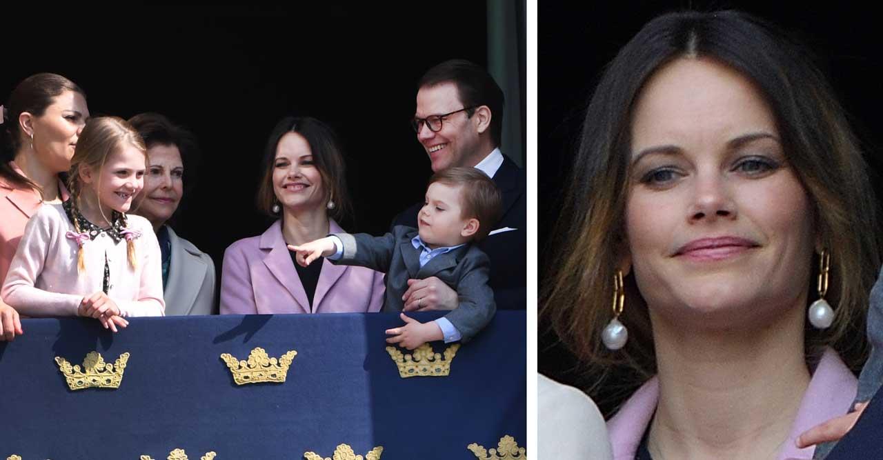 Prinsessan Sofia i pärlörhängen