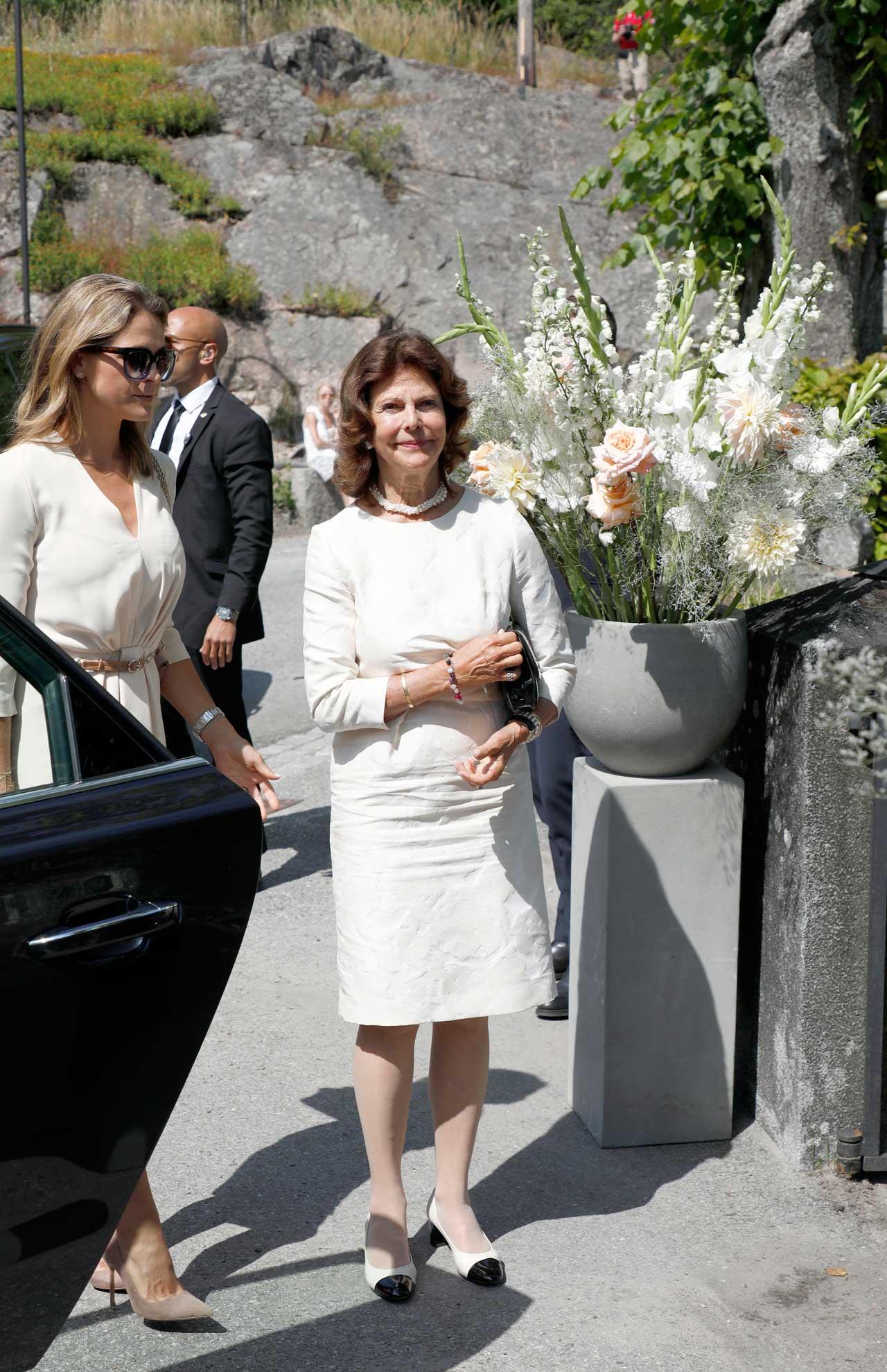 CASA REAL DE SUECIA - Página 53 Drottningen