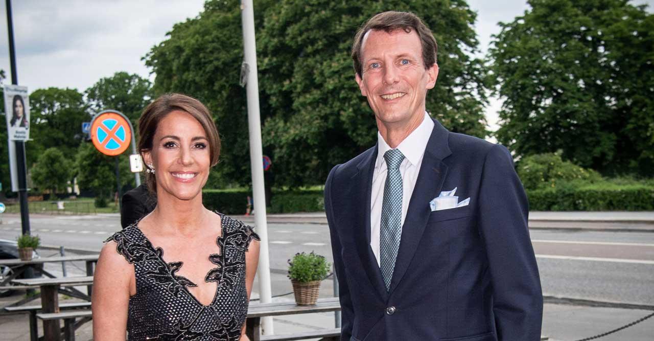 prins Joachim och Marie