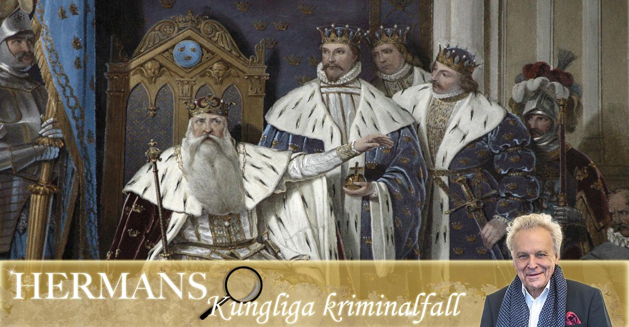 Gustav Vasas uppskjutna himlafärd – räddades i sista stund