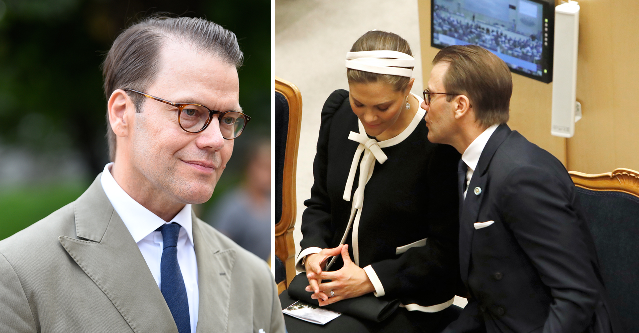 prins daniel födelsedag 46 år