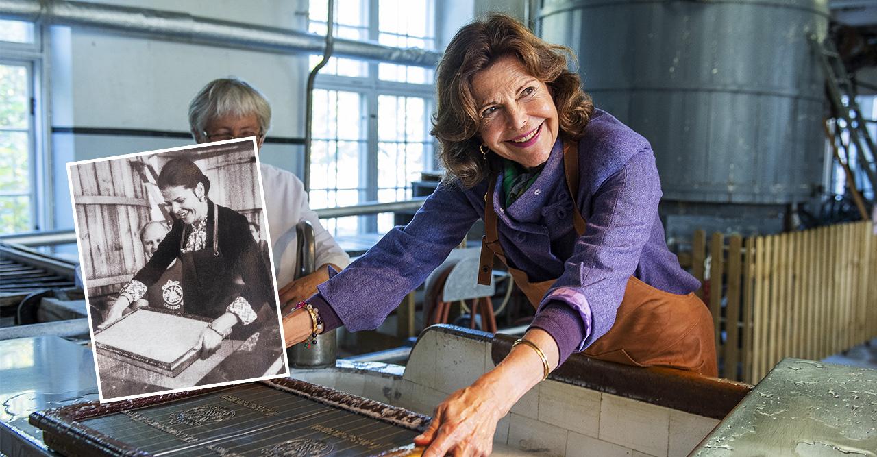 Silvias styrkebesked – lika strålande nu som för 41 år sedan