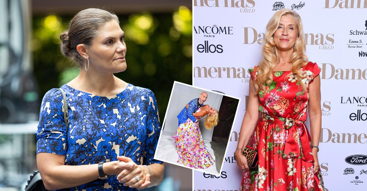kronprinsessan victorias stylist tina törnqvist