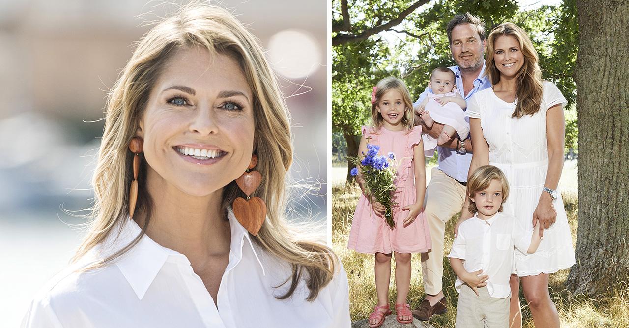 Madeleine om barnen: