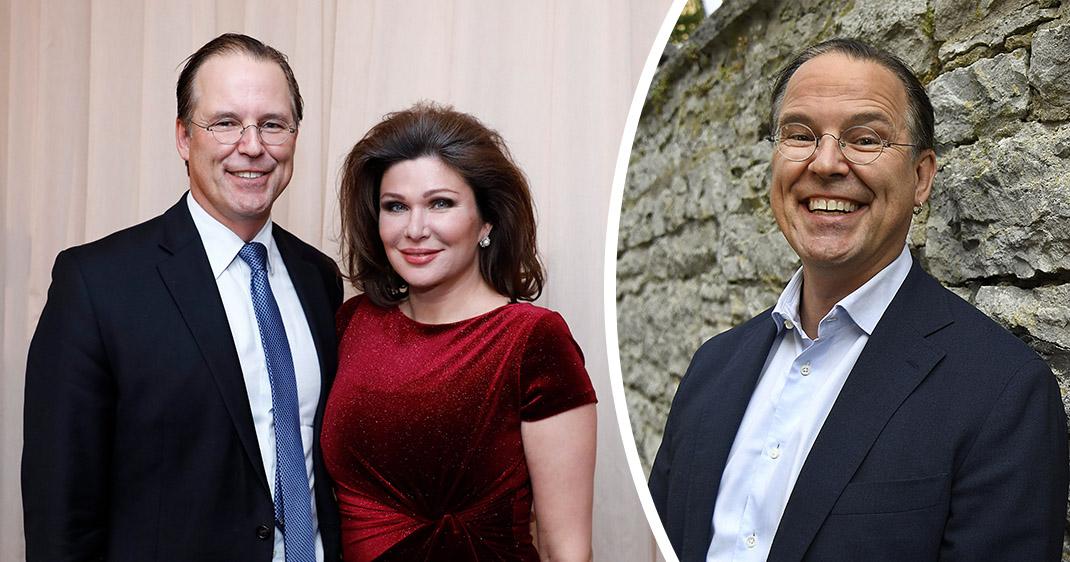 Anders Borg avslöjar: Så lever jag med Dominika