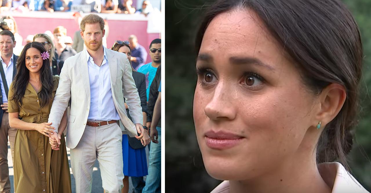 Meghan och Harry i kronprinsessan Victorias fotspår