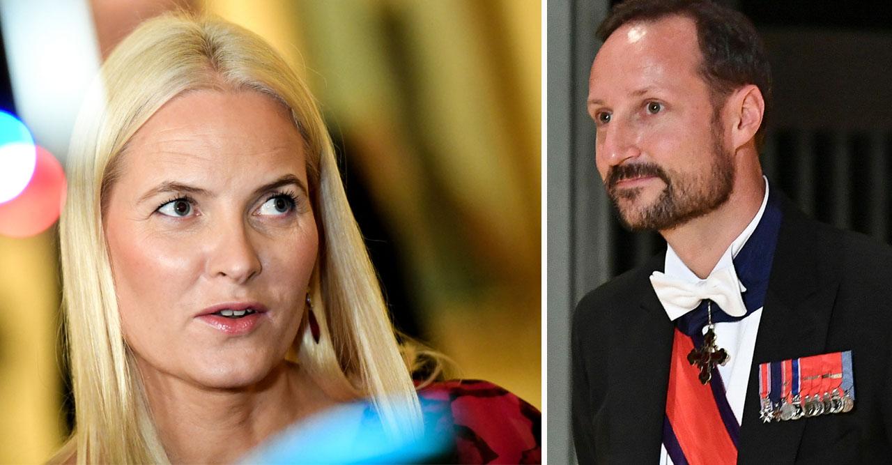 JUST NU: Norska kungafamiljen ställer in ALLT
