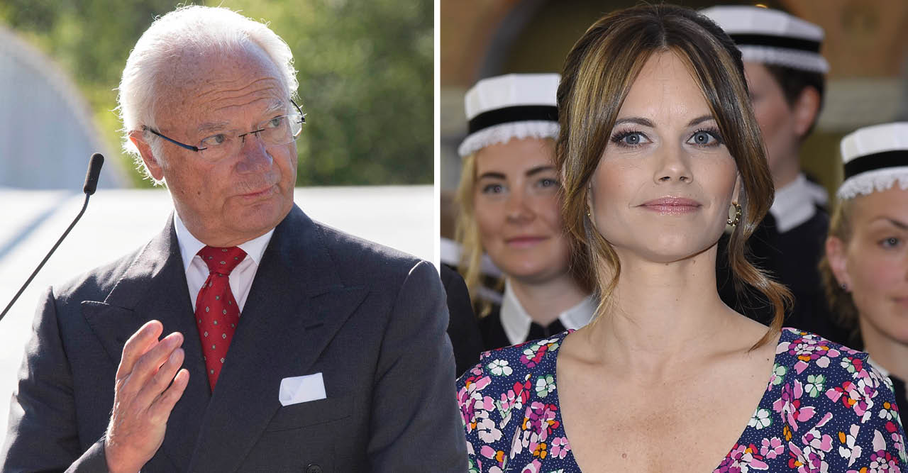 Hovets nya besked om prinsessan Sofia