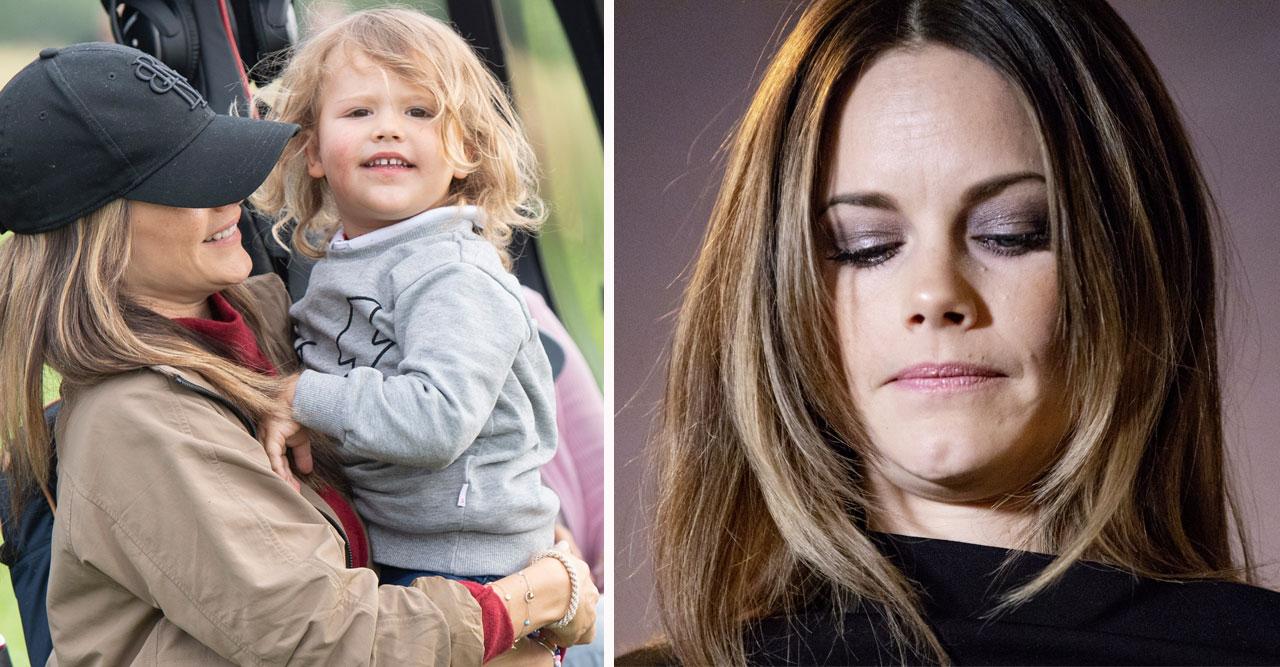 Ingen paus för Sofia och Carl Philip – efter jobbiga veckan