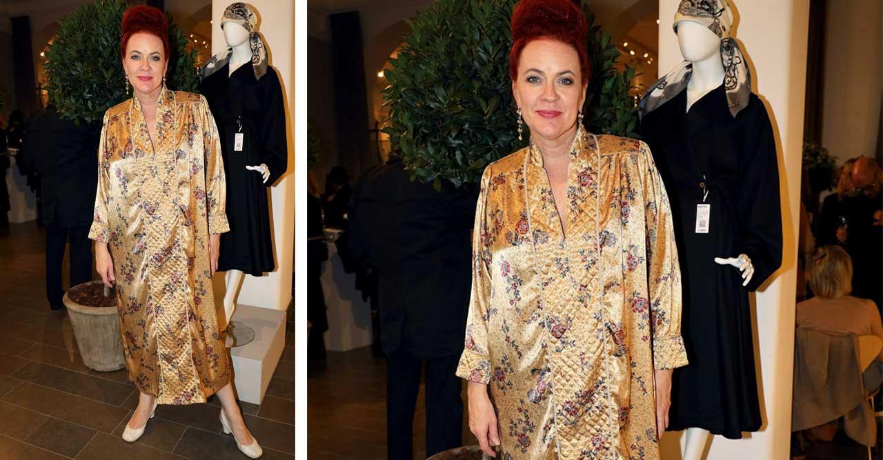 Mette Rode Sundstrøm i Dior är veckans snyggaste vimlare