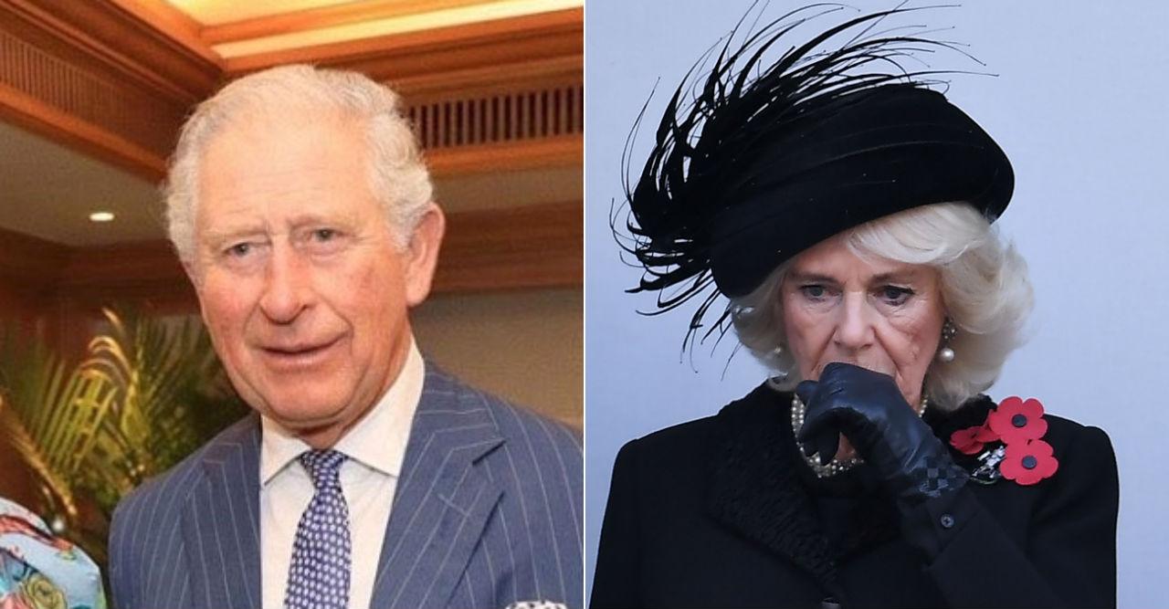Oron för Camillas hälsa - Charles ensam på sin födelsedag