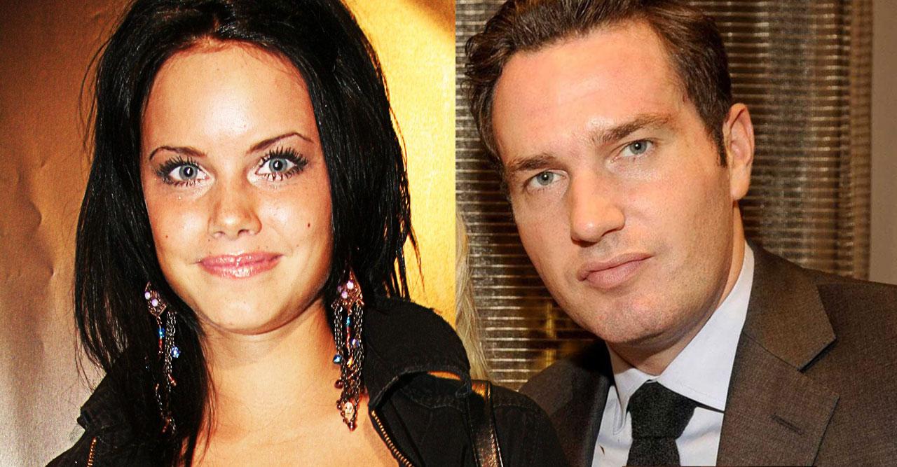 Sofia Hellqvist samt Chris O'Neill