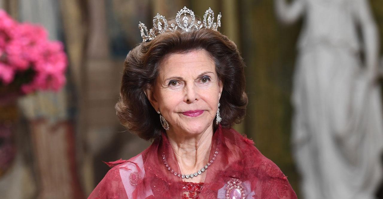 drottning silvia