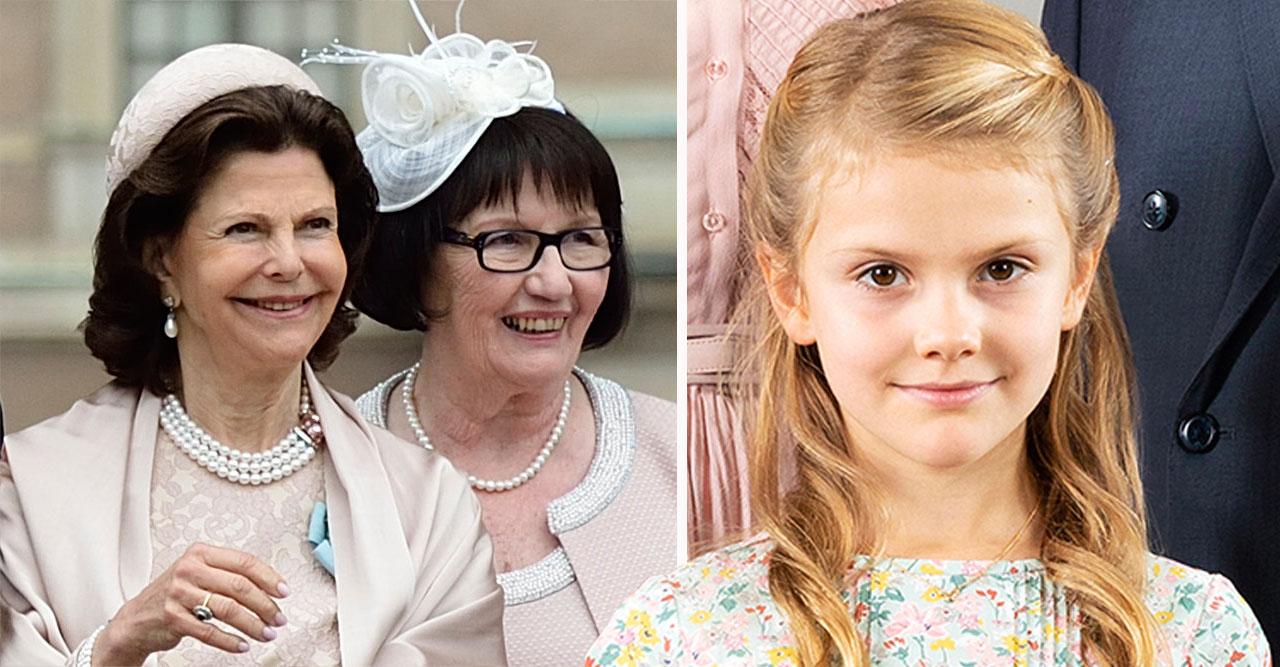 Hos mormor Silvia och farmor Ewa: Estelles två världar
