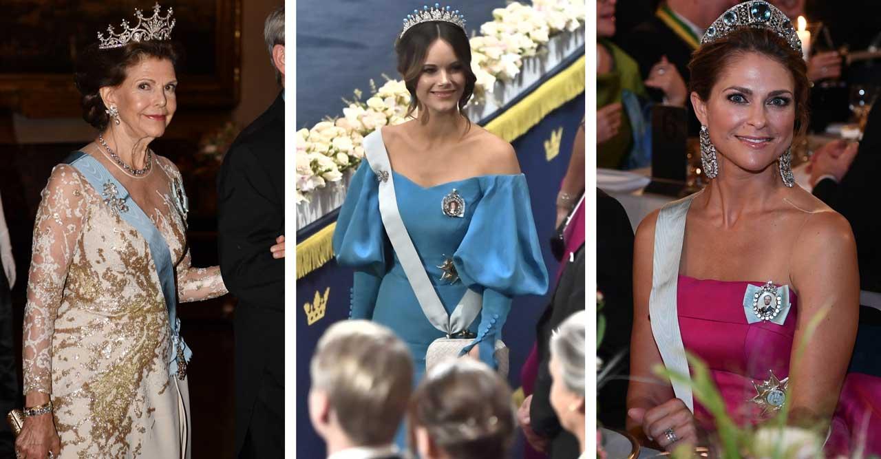 Inspirerad av kungligheterna på Nobel? Här är plaggen som fixar looken