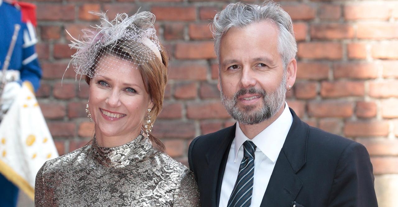 Ari Behn och Märtha Louise