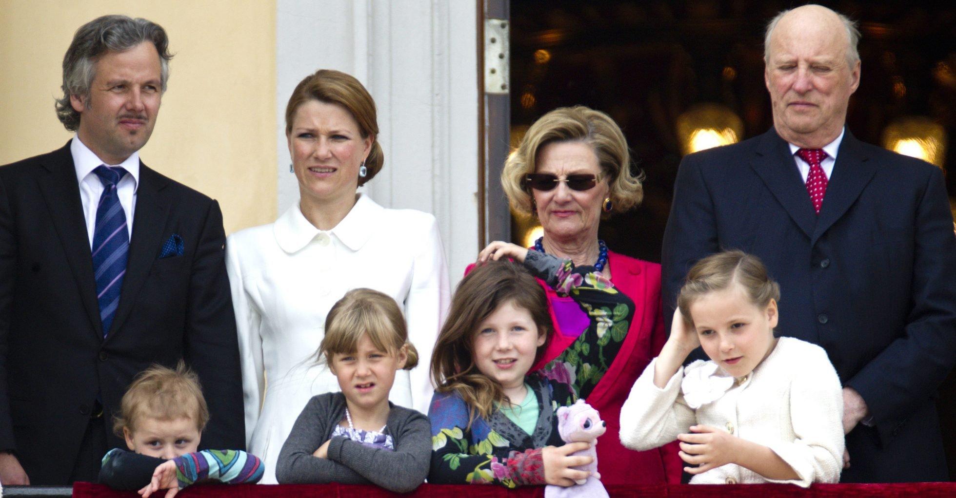 Ari Behns nära förhållande till den norska kungafamiljen varade i 20 år