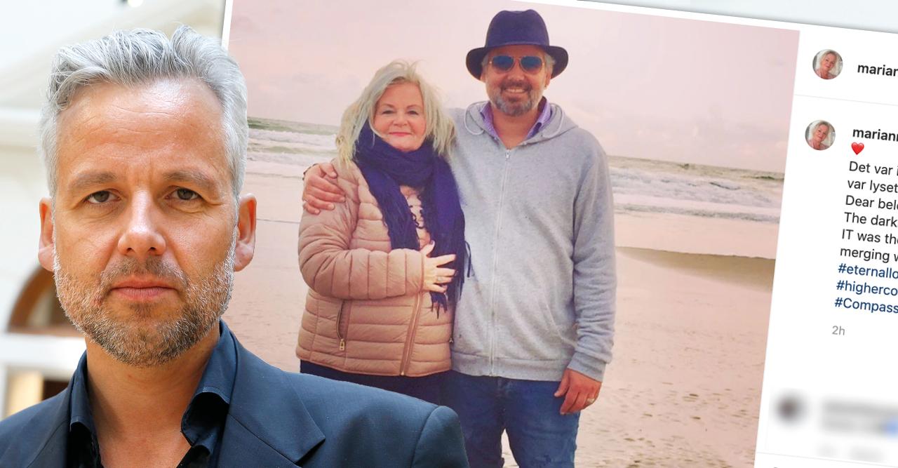 Ari Behns mamma om sonens bortgång
