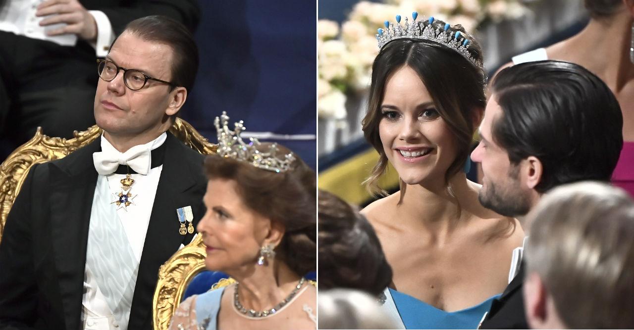 Daniels beslut på kungens fest – därför agerar han helt annorlunda än Sofia