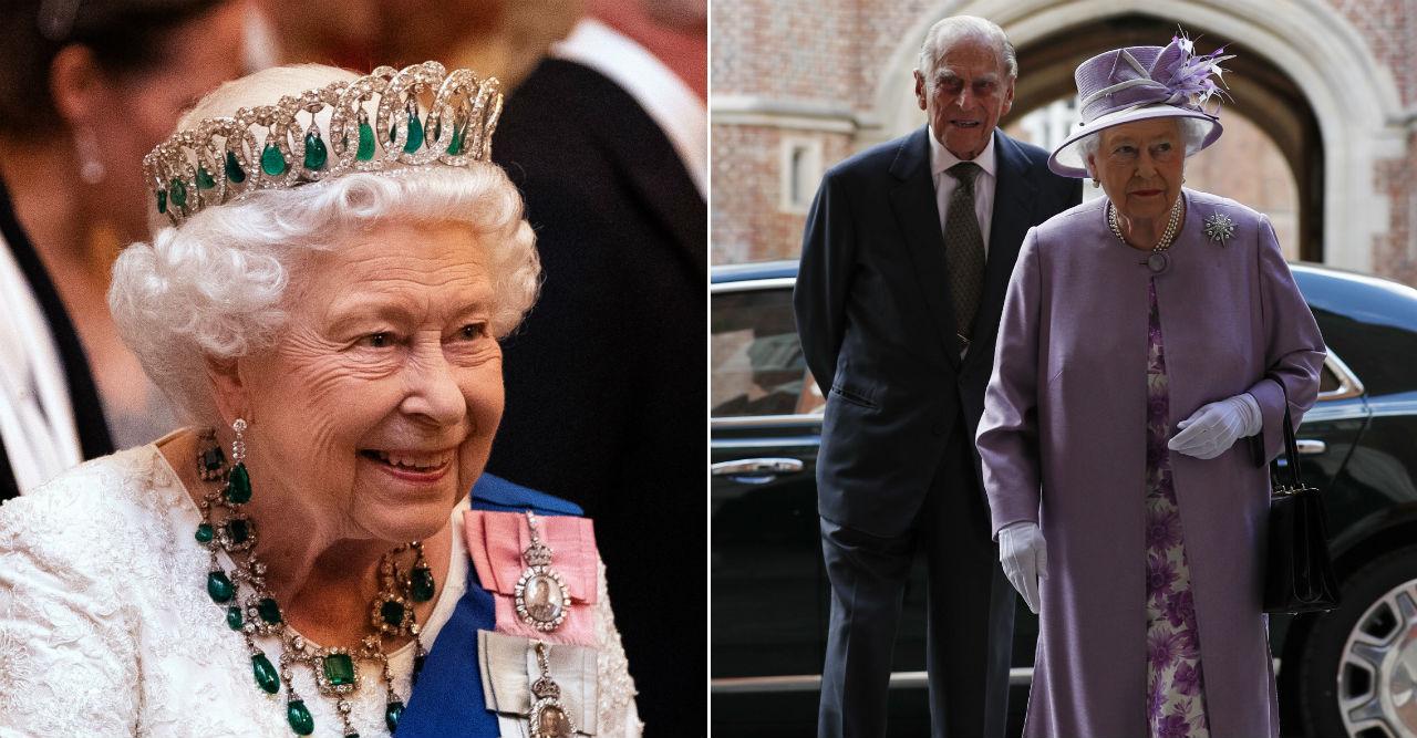 Nu avslöjas drottning Elizabeths gåva från Philip