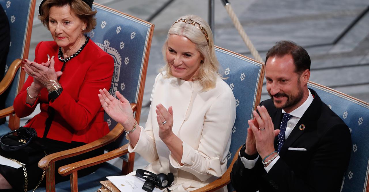 kronprinsessan matte-marit valenti nobels fredspris