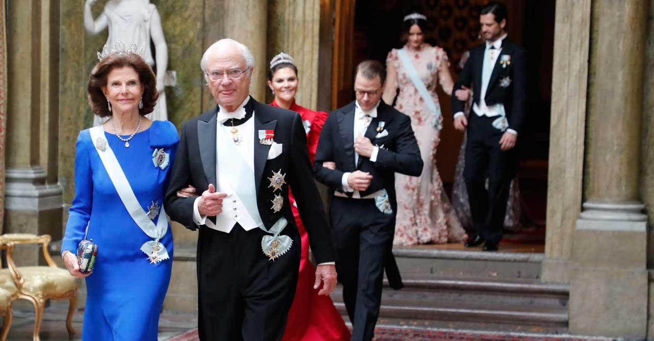 Just nu! Kungen ställer in festen – efter corona-larmet